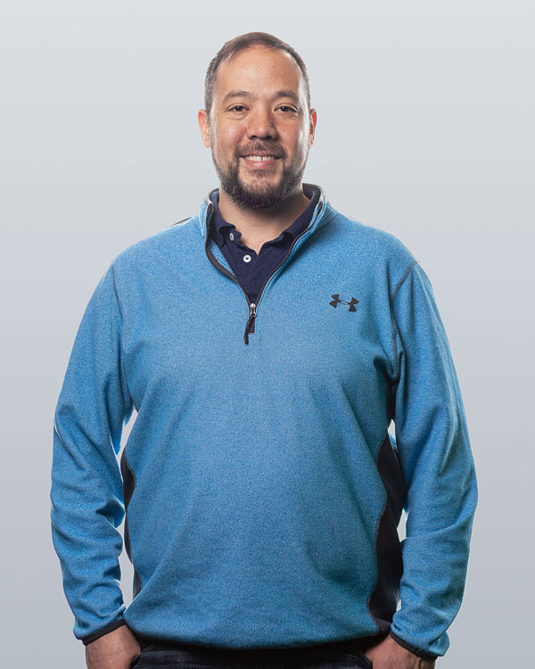 Picture of Michael Ruffo, SmartFlower's Technical Director (Engineering)