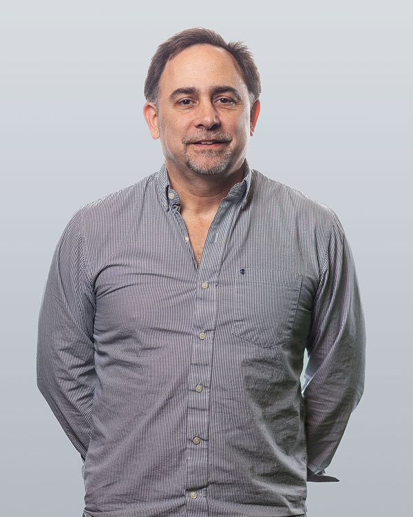 Picture of Tony Gionfriddo, SmartFlower's Global Customer Service Director