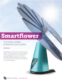 Smartflower Flyer
