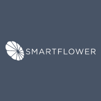 Smartflower Logo White