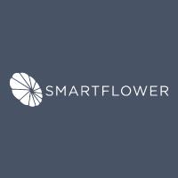 Smartflower Logo White